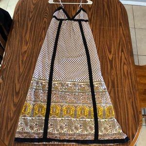 Fire Los Angeles Spaghetti Strap Dress